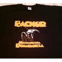 T-shirt. Bachor - czarna i...