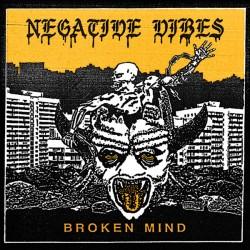 "CD. Negative Vibes ""Broken..."