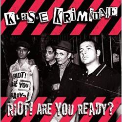 """LP. Klasse Kriminale """"Riot!..."""
