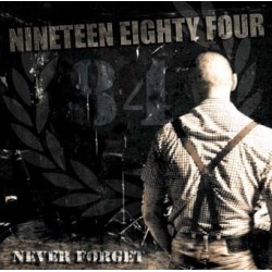 "CD. 1984 ""Never Forget"""