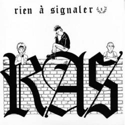 "EP. R.A.S. ""Rien A Signaler"""
