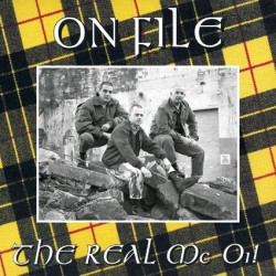 "LP. On File ""The Real Mc Oi!"""