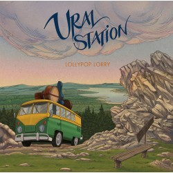 "CD. Lollypop Lorry ""Ural..."