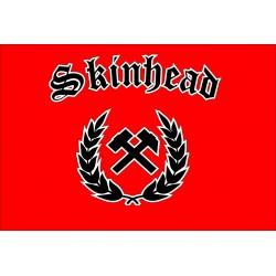 T-shirt. Skinhead - Laur