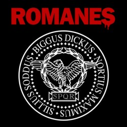 T-shirt. Romanes.