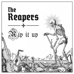 "CD. The Reapers ""Rip it up"""