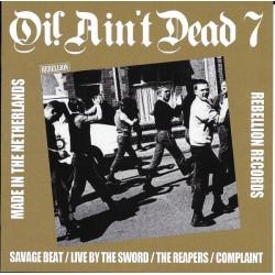 CD. V/A Oi! Ain't Dead 7