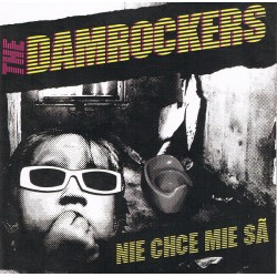 "CD. The Damrockers ""Nie..."
