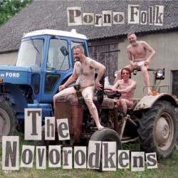 "CD. The Novorodkens ""Porno..."