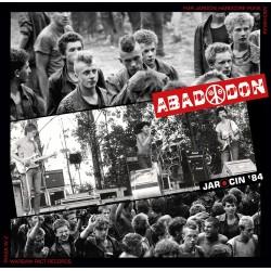 """LP. Abaddon """"Jarocin 84'"""""""
