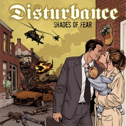 "CD. Disturbance ""Shades of..."