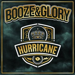"CD. Booze & Glory ""Hurricane"""