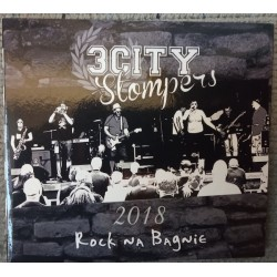 "CD. 3City Stompers ""Rock na..."