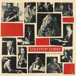 "CD. Lollypop Lorry ""Live At..."