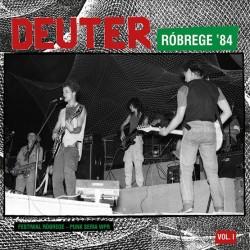 """LP. Deuter """"Róbrege '84"""""""