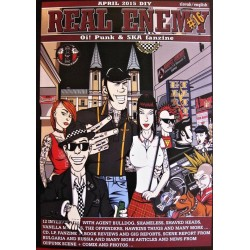 Fanzine. Real Enemy nr 16