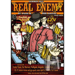 Fanzine. Real Enemy nr 17