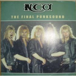 """CD. NCA """"The final punksound"""""""