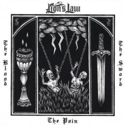"""CD. Lion's Law """"The Pain,..."""