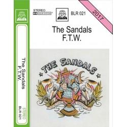 """Kaseta. The Sandals """"F.T.W."""""""