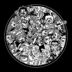 LP. V/A Ultra Chaos Piknik...