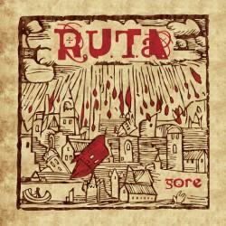 """LP. R.U.T.A. """"GORE - Pieśni..."""