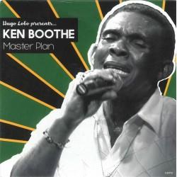 "EP. Ken Boothe ""Master plan"""