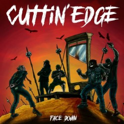 "CD. Cuttin' Edge ""Face Down"""