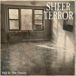 "CD. Sheer Terror ""Pall in..."