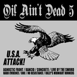 CD. V/A Oi! Ain't dead vol. 5