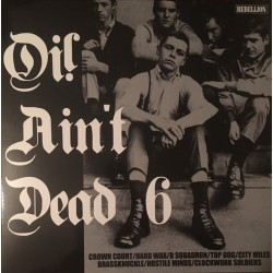 CD. V/A Oi! Ain't dead vol. 6