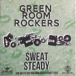 CDR. Green Room Rockers...