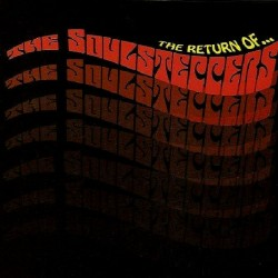 "CD. The Soulsteppers ""The..."