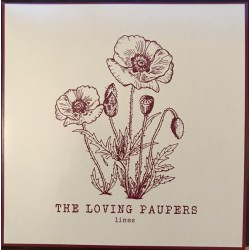 "CD. The Loving Paupers ""Lines"""