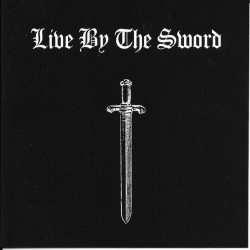 """CD. Live By The Sword """"s/t"""""""