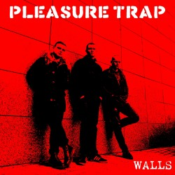 "CD. Pleasure Trap ""Walls"""