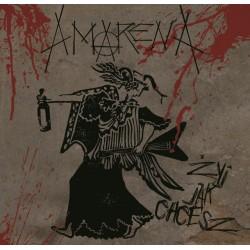 """CD. Amarena """"Żyj jak chcesz"""""""