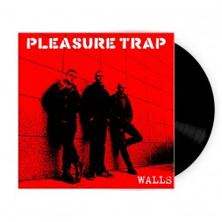 "LP. Pleasure Trap ""Walls"" -..."