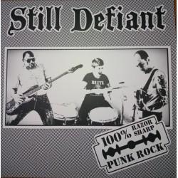 """CD. Still Defiant """"s/t"""""""