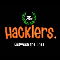 "CD. Hacklers ""Between the..."