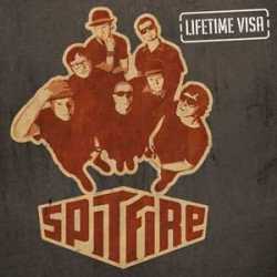 "CD. Spitfire ""Lifetime visa"""