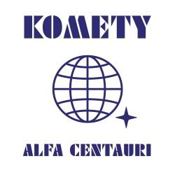 "CD. Komety ""Alfa Centauri"""