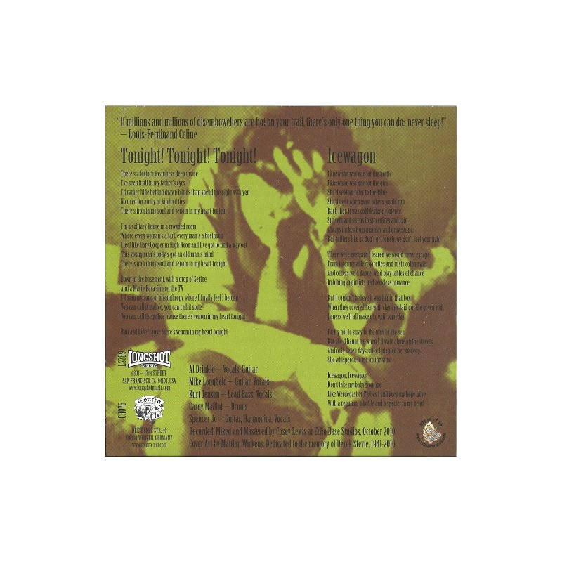 """LP Droogiez """"Glorious Days"""""""